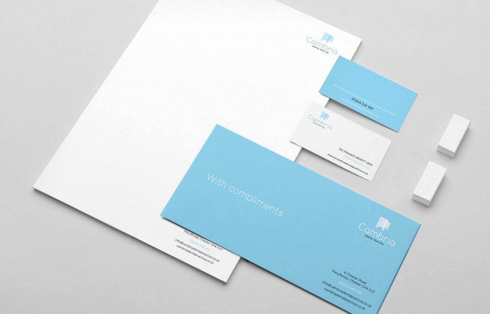 North Wales branding agency