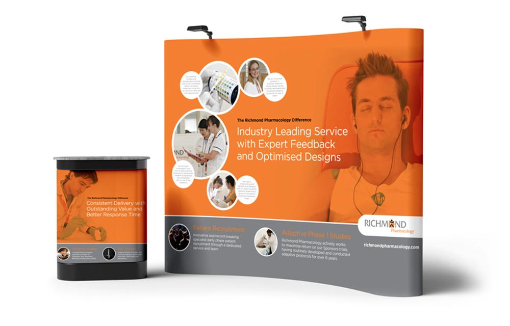 Exhibition stand design Wrexham