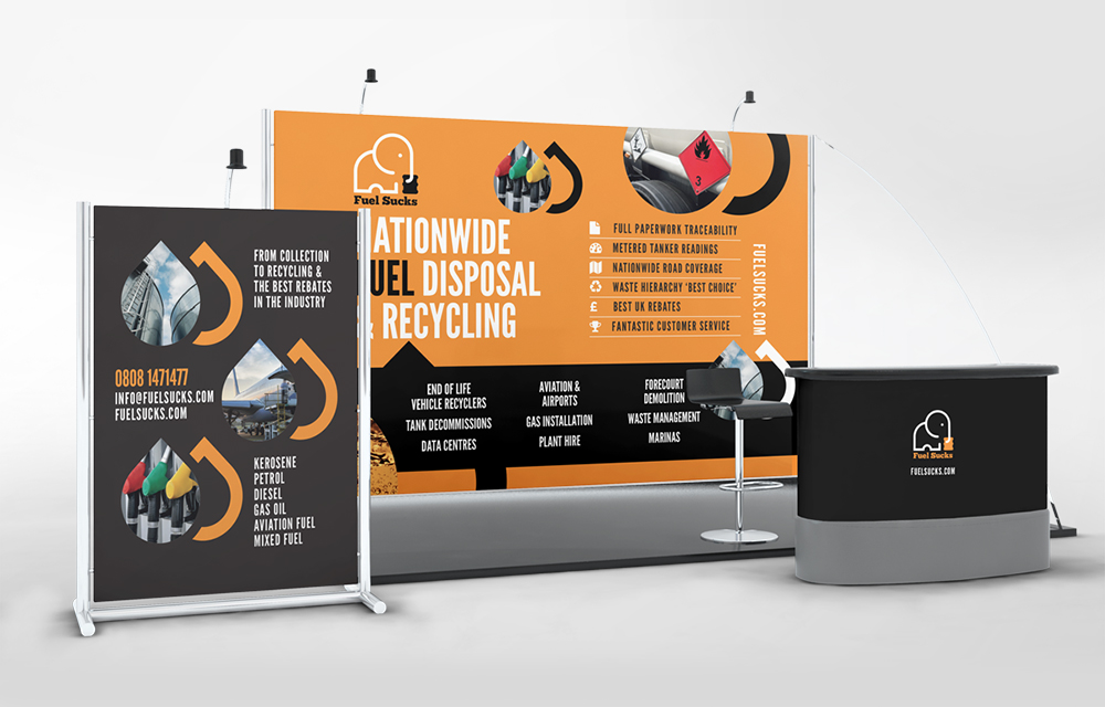 Exhibition stand design Chester