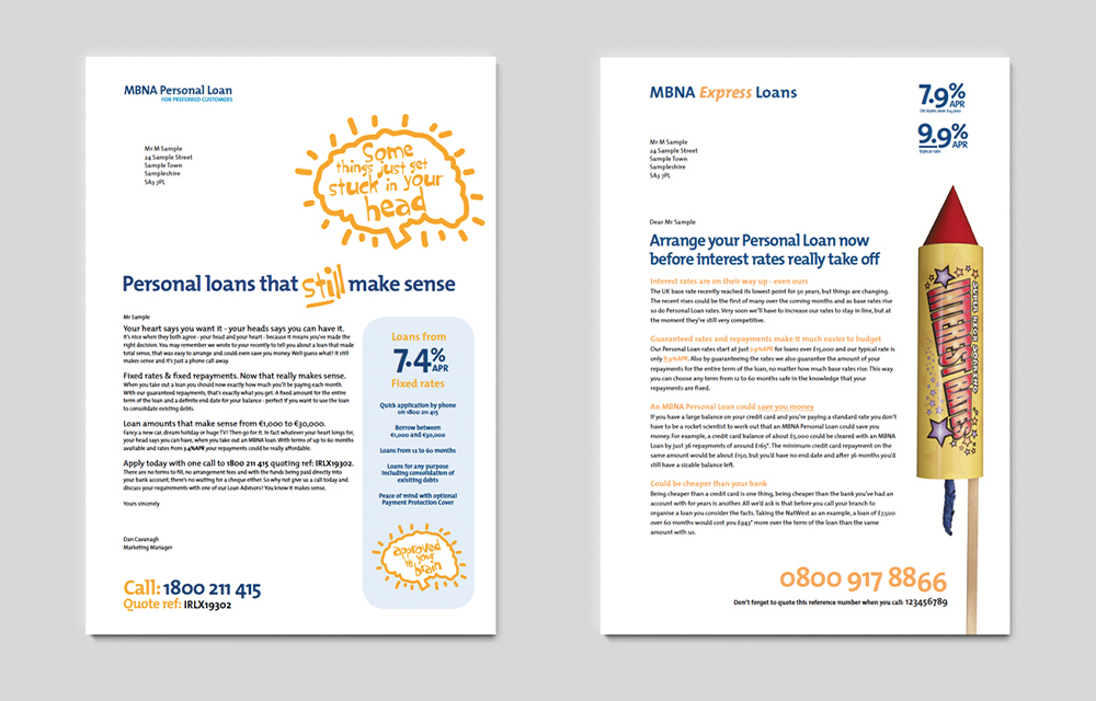 Direct mail design Cheshire