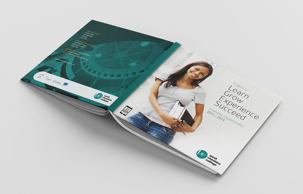 Professional prospectus design near me