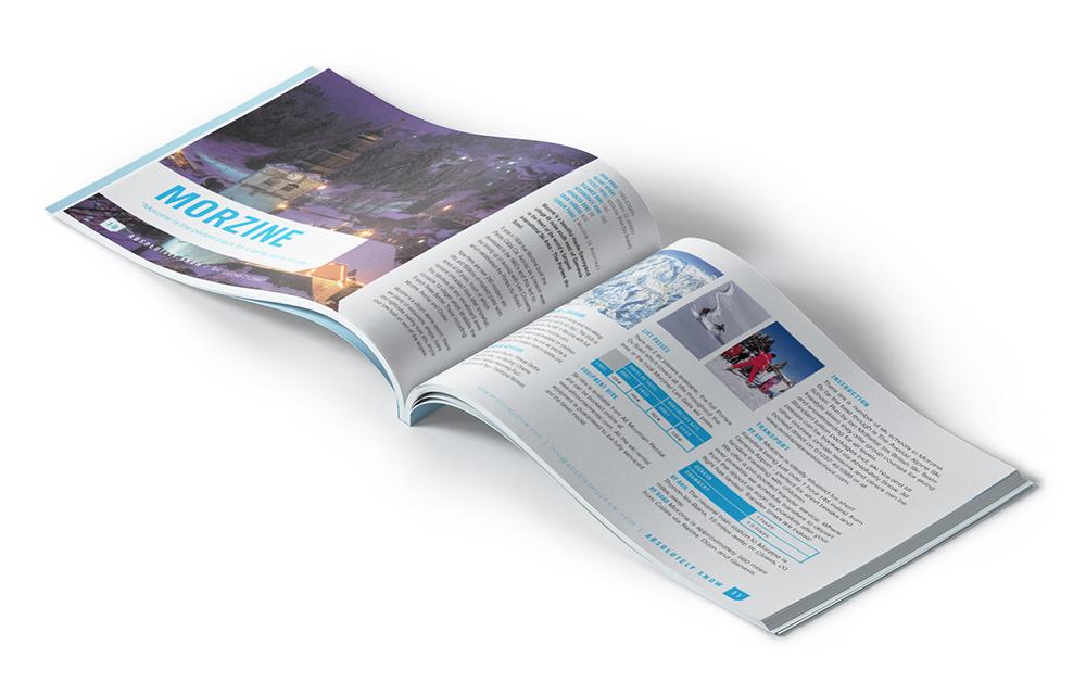 Brochure design Chester